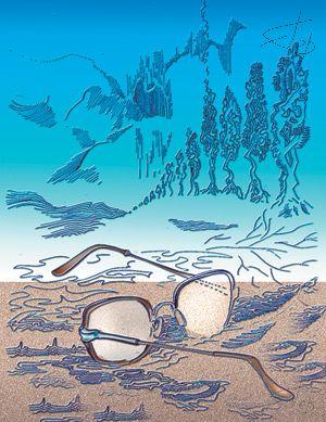 очки кастанеды