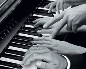 свинг на пианино