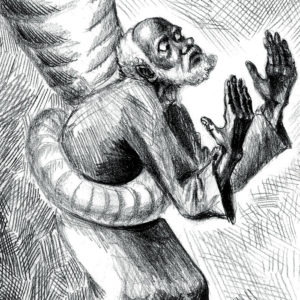 Старик и слон - о психоанализе