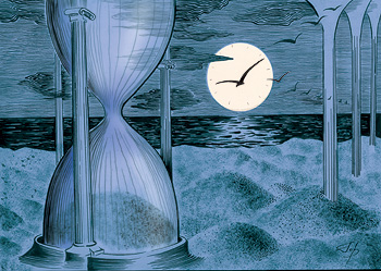 психологическое время и пространство