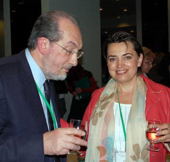 Ирина Радченко с мэтром