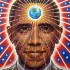 Обама Алекс Грей