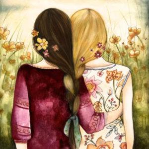 сестры дружба