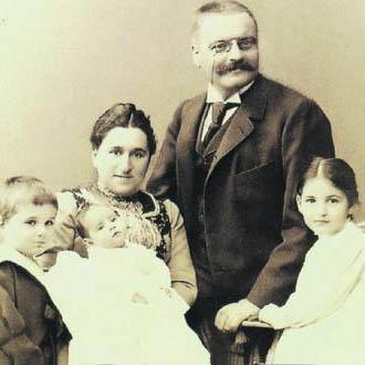 альцгеймер с семьей