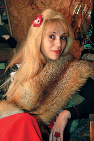 Алина Слободова