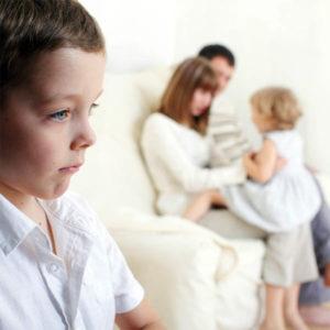 родительский фаворитизм