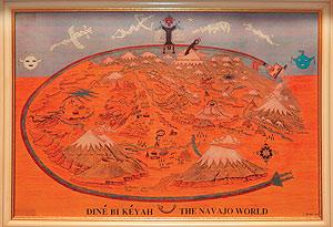 карта шаманского путешествия
