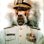 обезьянка адмирал