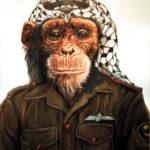 обезьянка повстанец