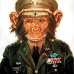 обезьянка генерал