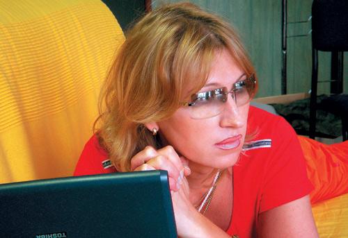 Ольга Фомина интервью