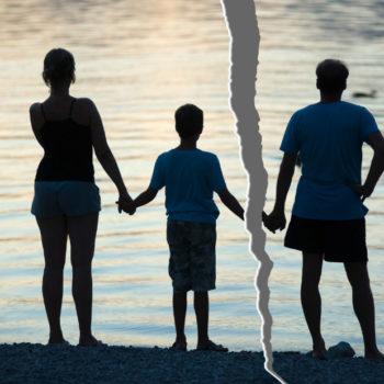 семейный кризис и развод