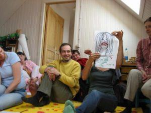 фото группового занятия