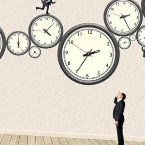 психологическое время субъекта