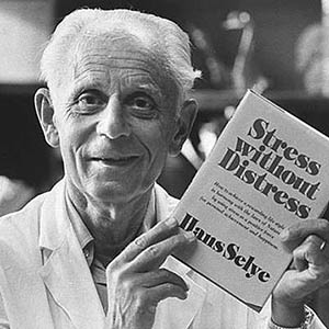 Врач Селье, разработал теорию стресса