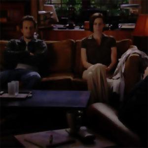 кадр из сериала Пациенты, пара перед разводом