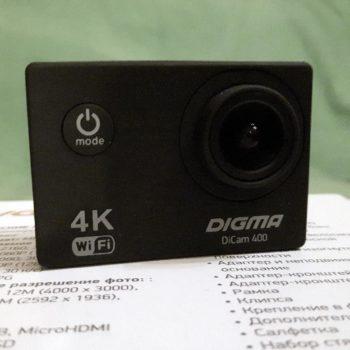 видео-тренинг с экшн-камерой