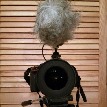 Запись видео-тренинга на фотоаппарат