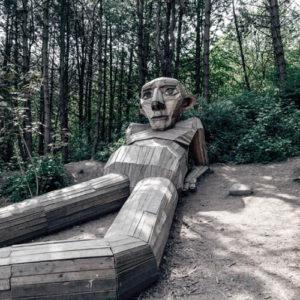 скульптура одиночества