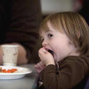 еда - самы й важный ресурс психики
