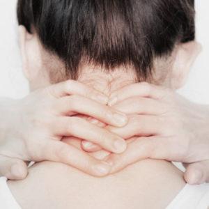 расслабление мышц шеи